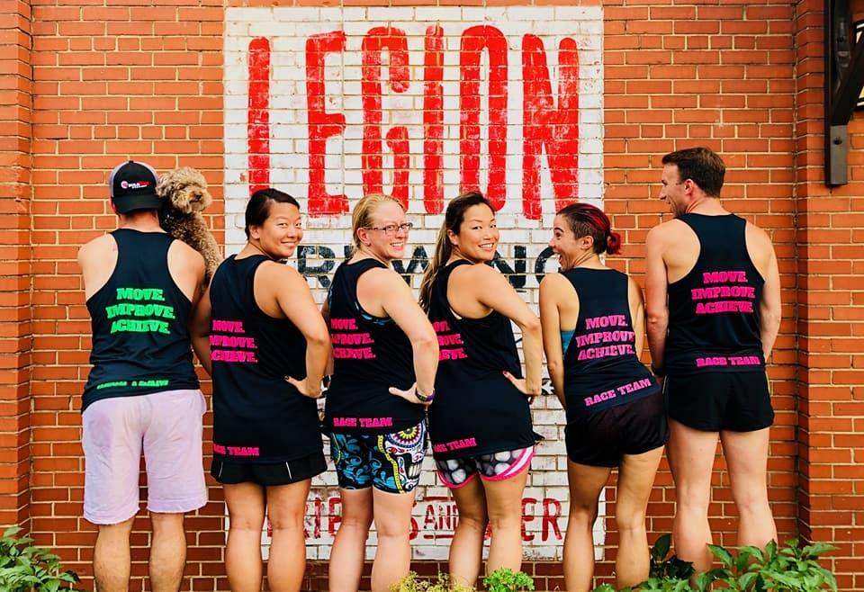 Free Charlotte Workouts - Legion Brewing Run Club